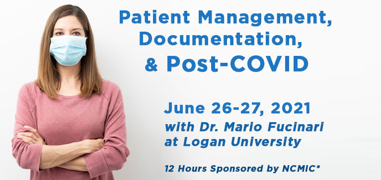 Patient Management, Documentation, and Post-COVID